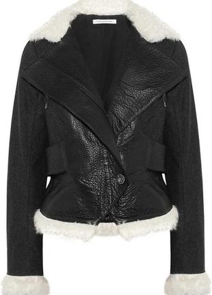 Куртка косуха премиум бренда из натуральной кожи!