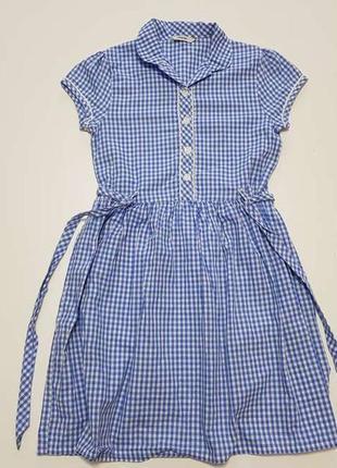 Школьная форма, платье, george, на 9-10 лет, как новое!
