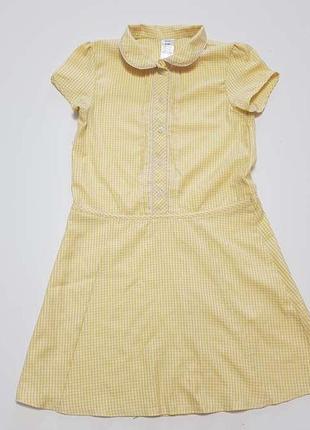 Школьная форма, платье, f&f, на 8-9 лет, сост. отличное! есть 2 шт.