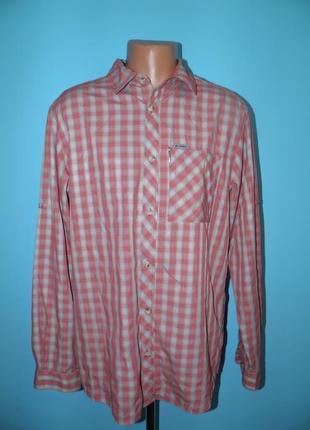 Рубашка columbia (omni-dry)
