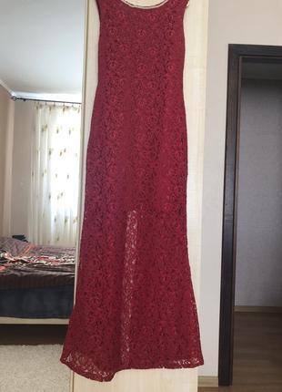 Выпускное платье pineline( турция) fa03983f43d60