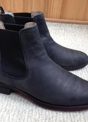 Clarks черевички челсі, шкіра, 23 см