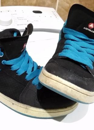 Крутые замшевые кросовки