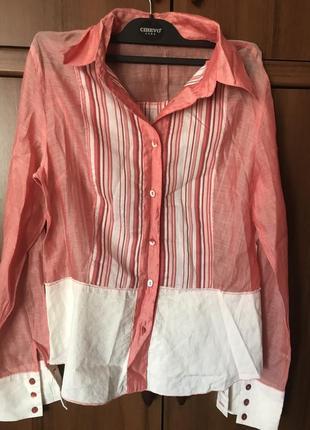 Рубашка блузка gas