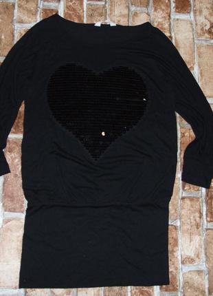 Платье вискоза 12-14лет нм сток