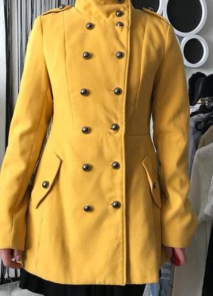 9815a4eb6ef Пальто приталенное женское 2019 - купить недорого вещи в интернет ...