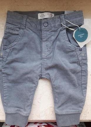 Штанишки детские штаны 3-6 месяцев новые zara