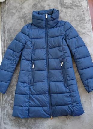 Весеннее пальто-пуховик