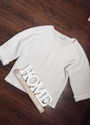 Светр від la halle,кроп топ светр