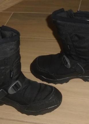 Quechua зимние термо ботинки 33 р