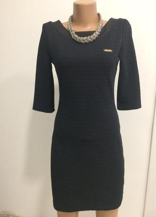 Платье мини коктельное вечернее нарядное деловое