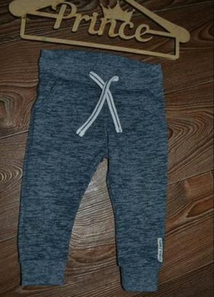 Спорт штани мальчику tumble dry рост 80