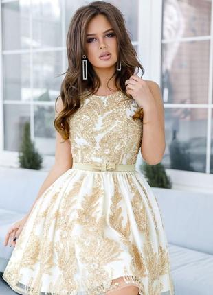Нереально роскошное вечернее/коктейльное/выпускное платье