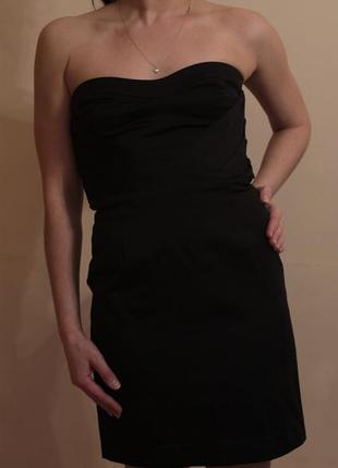Элегантное вечернее платье bershka м