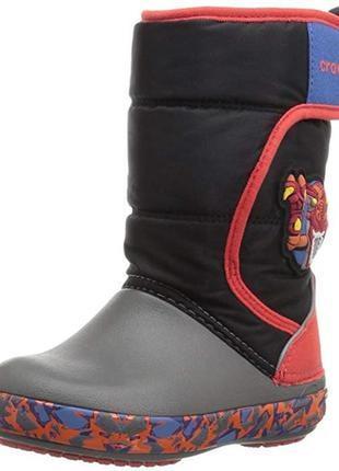 Crocs 23-24 сапоги ботинки оригинал