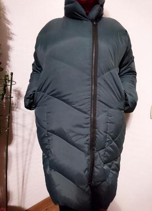 Пуховик оверсайз одеяло пальто дутое оригинал