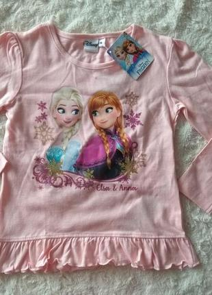 Кофтинка disney (frozen) для 👧
