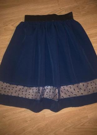 Красивые школьные юбочки!в наличии есть разные размеры!