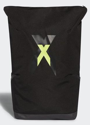 Футбольный рюкзак adidas football icon dm7174