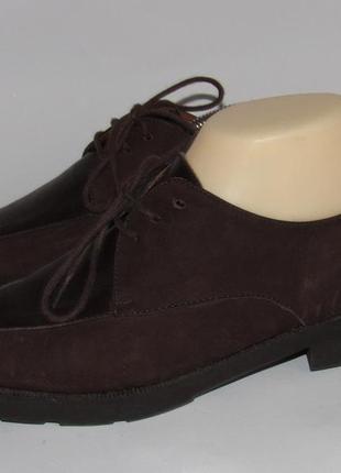 Baldinini кожаные стильные туфли 37р ст.23,5см c9
