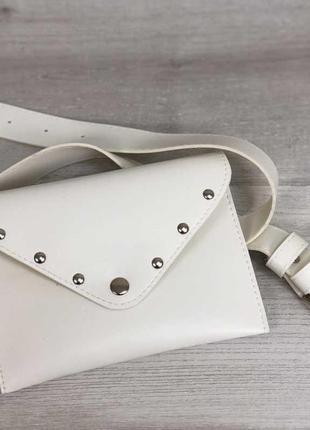13 цветов трендовая сумка на пояс поясная сумка клатч конверт4