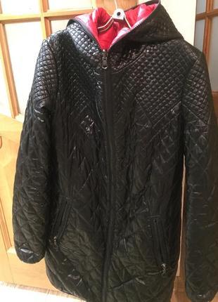 Демисезонная двусторонняя куртка