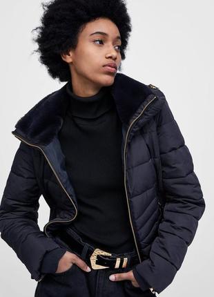 Крутая курточка zara