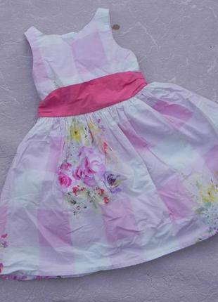 Платье next 3года 98см
