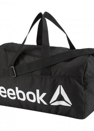 Спортивная сумка reebok active core medium dn1521