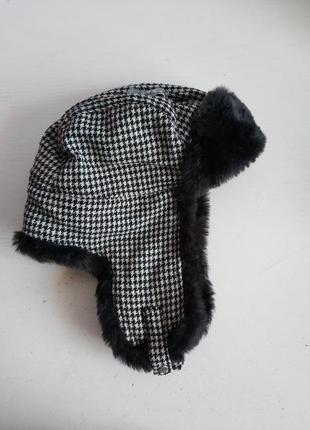 Распродажа! сток из сша  шапка ушанка американского бренда walmart