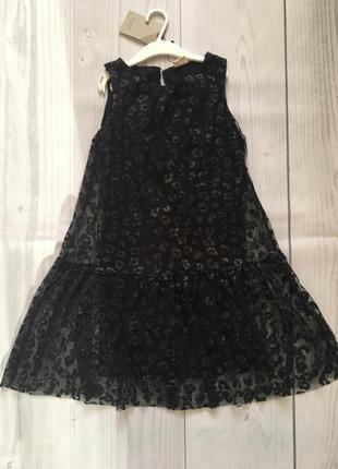 Платье на девочку 140 см, 10 лет