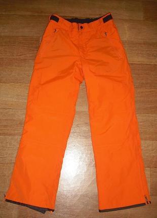Лыжные штаны crane подростковые на рост 146-152