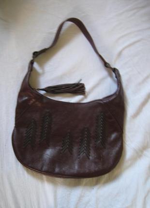 Кожаная сумка radley, англия, оригинал!!!