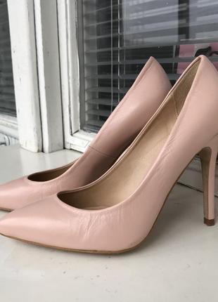 Розкішні туфлі topshop!