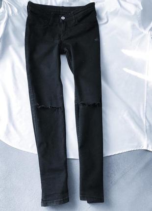 Крутые супер скинни джинсы на xxs