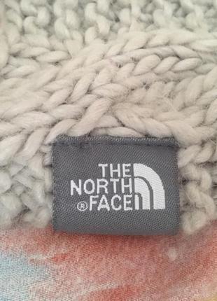 Стильный шарф the north face