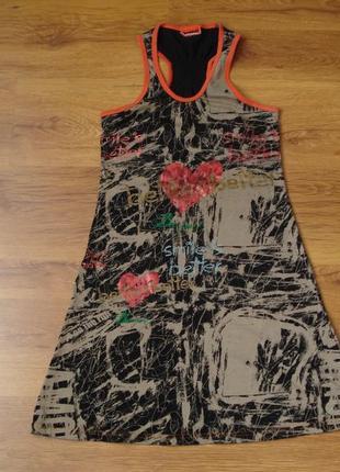Платье desigual, р.м
