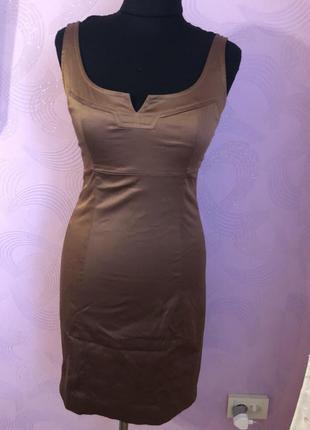 Брендовый сарафан платье