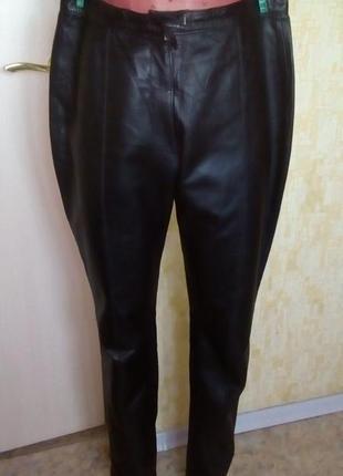 Отличные брюки из 100 % кожи  кожаные брюки штаны скини легенсы cd6ec256d5907