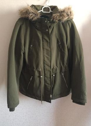 Новая парка,куртка,олива,vero moda, весна
