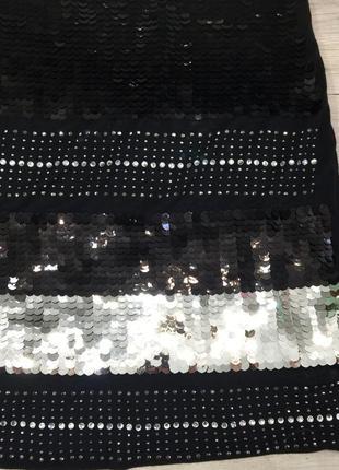 Платье в паетках3 фото