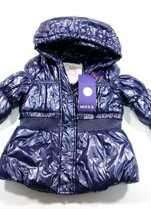 Куртка весна-осень mexx 80 1-1,5 года