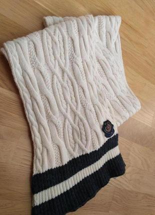 Шикарный большой шарф унисекс от h&m