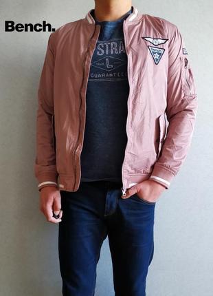 de47321fd33 Мужские куртки Бенч (Bench) 2019 - купить недорого вещи в интернет ...