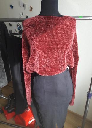 Шикарний мягенький светер