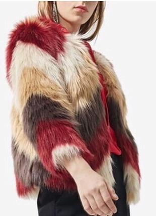 Шубка (полушубка, шуба, куртка) stradivarius