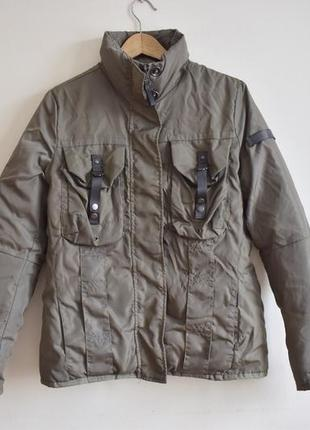 Пуховая куртка laplandia