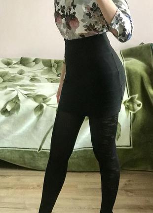 Блузка з актуальним принтом3 фото