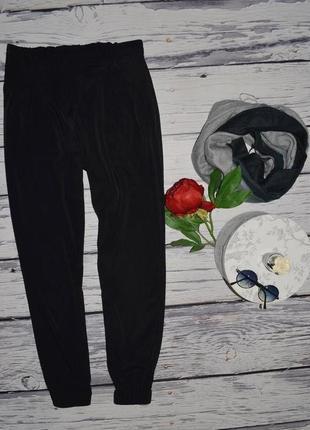 S/8/36 фирменные мего крутые легкие штаны брюки topshop топшоп