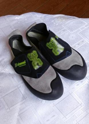 Взуття для скалолазіння